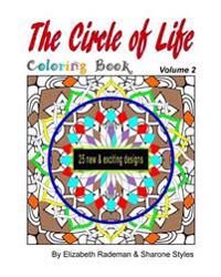 Circle of Life - Coloring Book