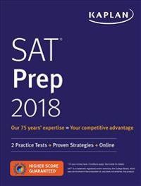 Kaplan SAT Prep 2018