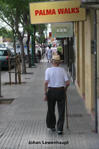 Palma walks : staden runt hörnet