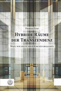 Hybride Raume Der Transzendenz: Wozu Wir Heute Noch Kirchen Brauchen. Studien Zu Einer Postsakularen Theorie Des Kirchenbaus