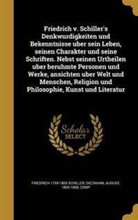 GER-FRIEDRICH V SCHILLERS DENK
