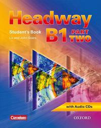Headway CEF B1/Part 2 Students Book m. CD