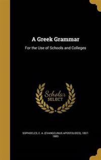 GREEK GRAMMAR
