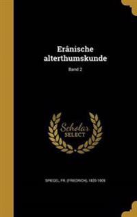 GER-ERANISCHE ALTERTHUMSKUNDE