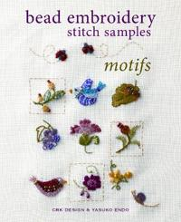 Bead Embroidery Stitch Samples: Motifs