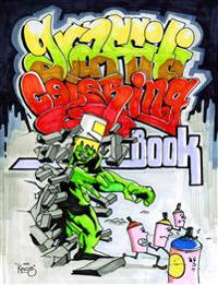 Graffiti Coloring Book