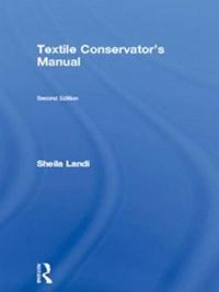 The Textile Conservator's Manual