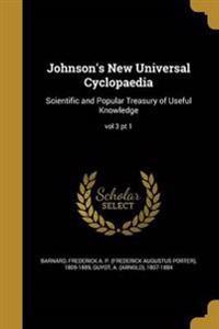 JOHNSONS NEW UNIVERSAL CYCLOPA