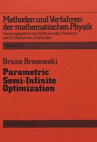 Parametric Semi-Infinite Optimization