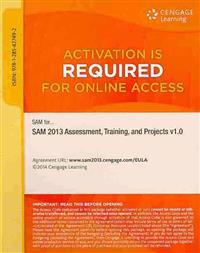 Sam 2013 Assessment, Training, and Projects V1.0 Multi-Term, 1 Term (6 Months) Printed Access Card