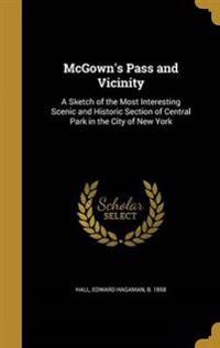MCGOWNS PASS & VICINITY