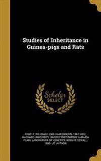 STUDIES OF INHERITANCE IN GUIN
