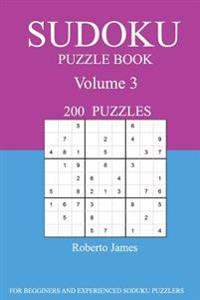 Sudoku Puzzle Book: Volume 3