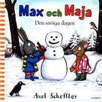Max och Maja : den snöiga dagen