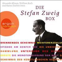 Die Stefan Zweig Box. 6 CDs
