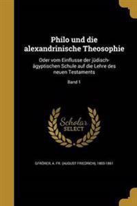 GER-PHILO UND DIE ALEXANDRINIS