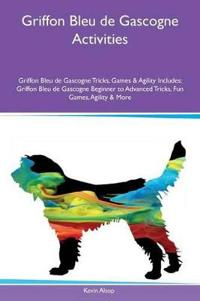Griffon Bleu de Gascogne Activities Griffon Bleu de Gascogne Tricks, Games & Agility Includes