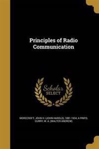 PRINCIPLES OF RADIO COMMUNICAT