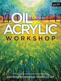 Oil & Acrylic Workshop