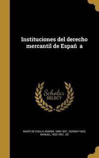 SPA-INSTITUCIONES DEL DERECHO