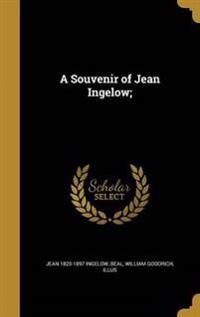 SOUVENIR OF JEAN INGELOW
