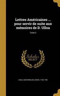 FRE-LETTRES AMERICAINES POUR S