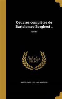 FRE-OEUVRES COMPLETES DE BARTO