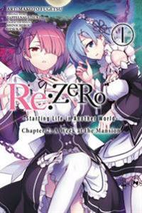 Re-Zero-Starting Life in Another World 1