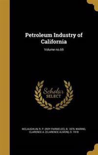 PETROLEUM INDUSTRY OF CALIFORN