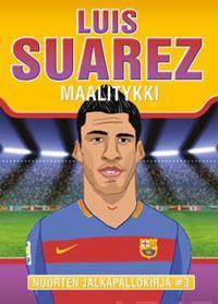 Maalitykki Luis Suarez