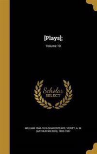 PLAYS V10