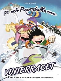 Pi och powerbollarna - Vinterracet