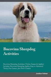 Bucovina Sheepdog Activities Bucovina Sheepdog Activities (Tricks, Games & Agility) Includes