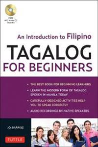 elementary tagalog tara mag tagalog tayo come on lets speak tagalog mp3 audio cd included book cd