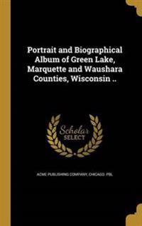 PORTRAIT & BIOGRAPHICAL ALBUM