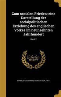 GER-ZUM SOCIALEN FRIEDEN EINE