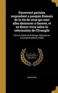 FRE-PASSEVENT PARISIEN RESPOND