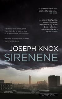 Sirenene - Joseph Knox | Inprintwriters.org