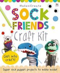 Sock friends craft kit