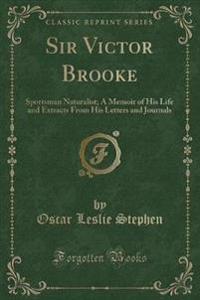 Sir Victor Brooke