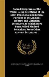 SACRED SCRIPTURES OF THE WORLD