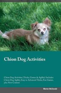 Chion Dog Activities Chion Dog Activities (Tricks, Games & Agility) Includes