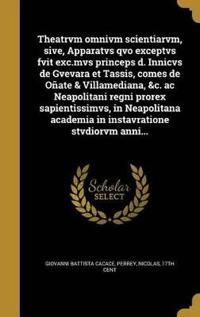 ITA-THEATRVM OMNIVM SCIENTIARV