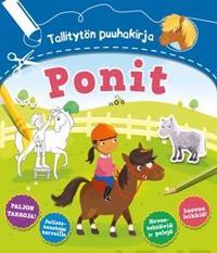 Ponit - Tallitytön puuhakirja