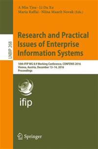 Research and Practical Issues of Enterprise Information Systems