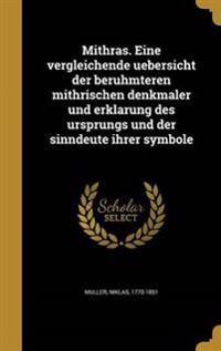 GER-MITHRAS EINE VERGLEICHENDE
