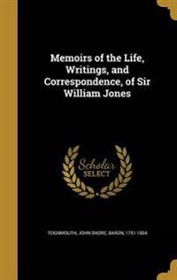 MEMOIRS OF THE LIFE WRITINGS &