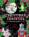 Christmas Crackers: A Pun-NY Adult Christmas Colouring Book!