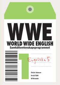 World Wide English S 1 Allt i ett-bok inkl. ljudfiler