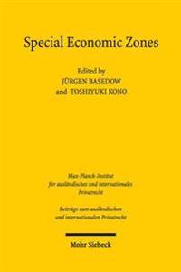 Special Economic Zones: Law and Policy Perspectives